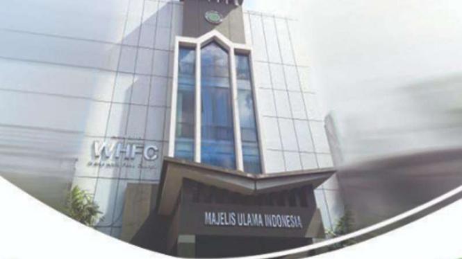 Kantor Pusat Majelis Ulama Indonesia di Jakarta