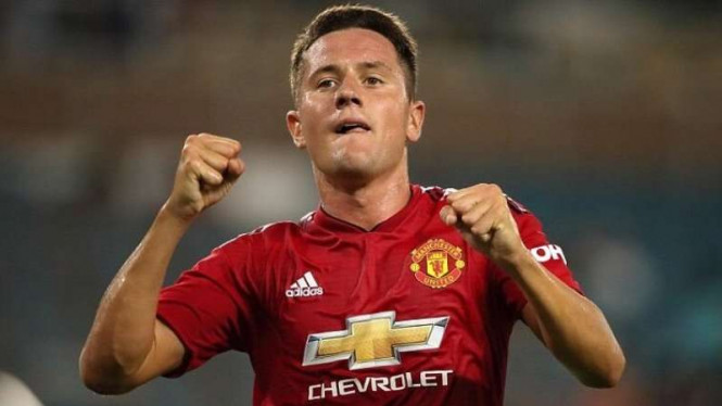 Gelandang Manchester United, Ander Herrera