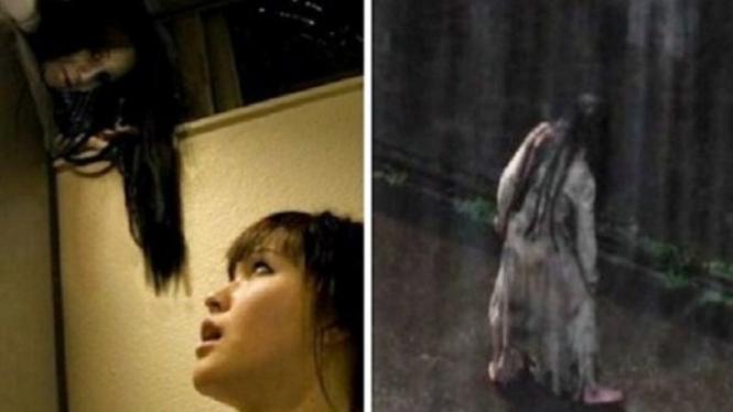 Legenda hantu Jepang