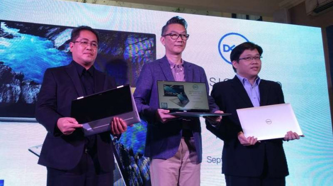 Peluncuran laptop Dell XPS 15 dan XPS 15 2 in 1