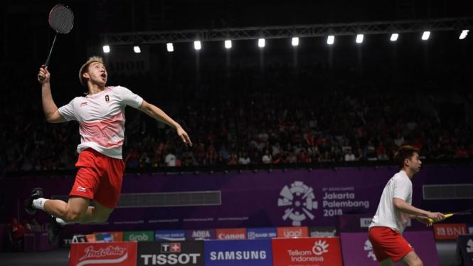 bulu tangkis asian games 2019