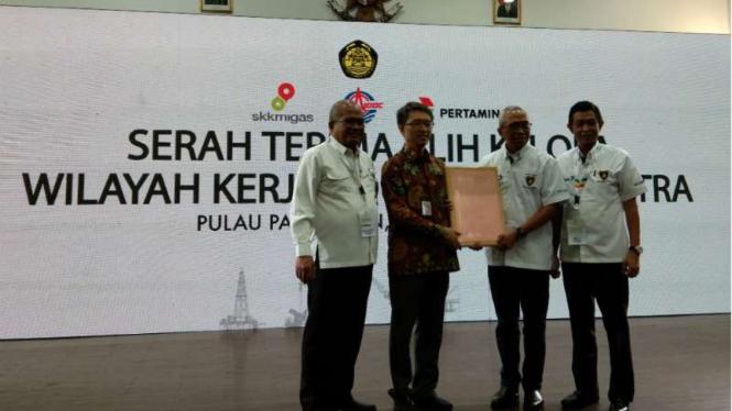 Pertamina mulai kelola Blok Southeast Sumatera