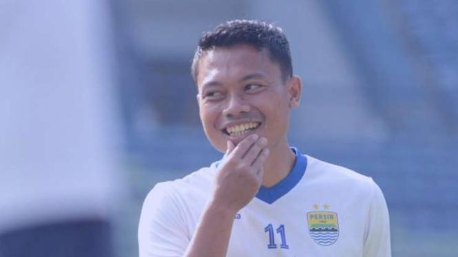 Gelandang Persib Bandung, Dedi Kusnandar
