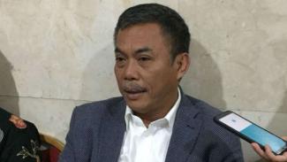 Ketua DPRD DKI Jakarta Prasetio Edi Marsudi.