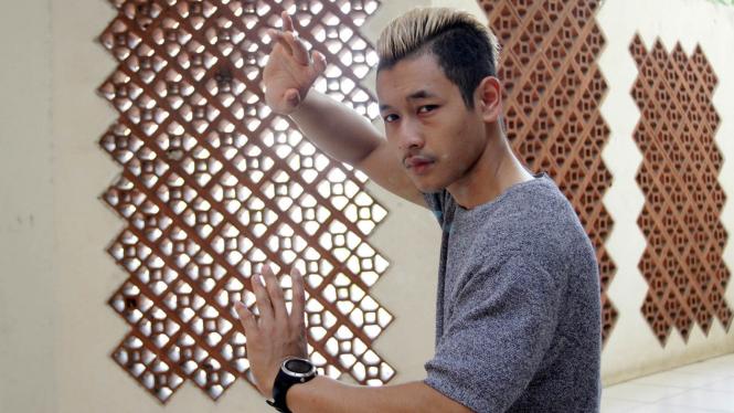 Hanifan Yudani, Atlet Pencak Silat yang Peluk Jokowi-Prabowo
