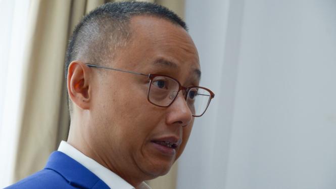 Sekretaris Jenderal DPP Partai Amanat Nasional (PAN), Eddy Soeparno