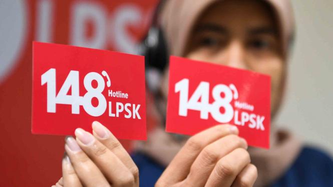 Nomer telepon layanan aduan Lembaga Perlindungan Saksi dan Korban (LPSK)
