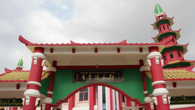 87 Foto Gambar Masjid Cheng Ho Palembang Paling Bagus