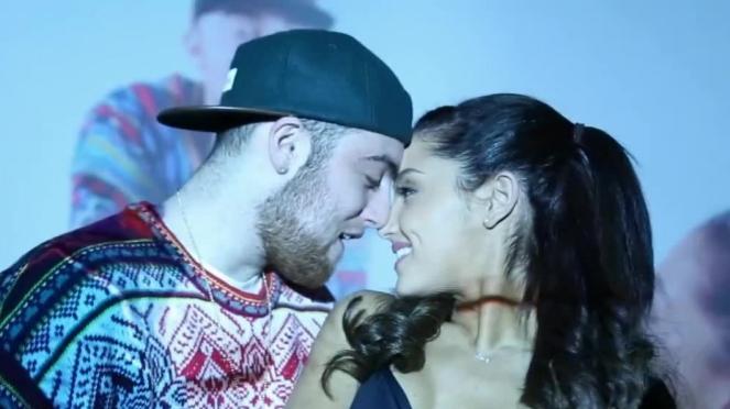 Mac Miller dan Ariana Grande
