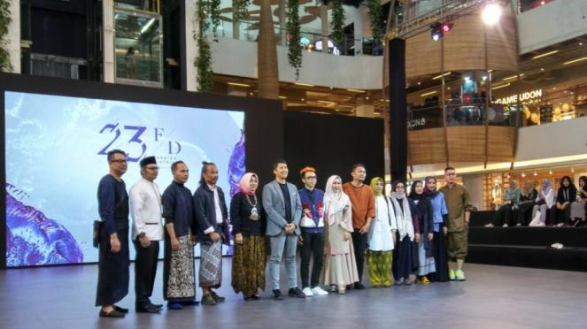 Geliat Bandung Rebut Predikat Pusat Mode Nasional
