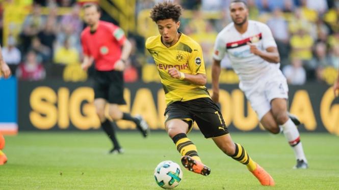 Pemain Borussia Dortmund, Jadon Sancho