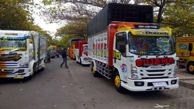 Jogjakarta Truck Festival 2018