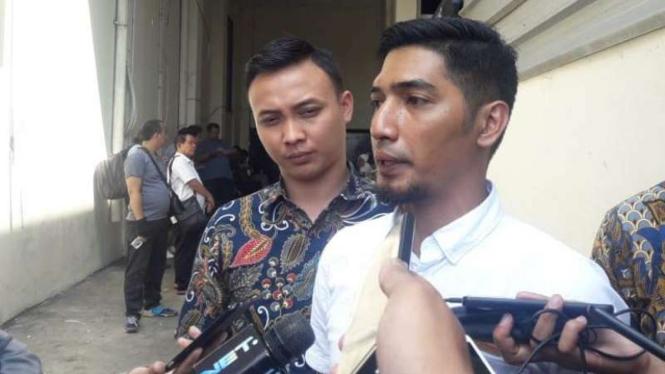 Mohamad Taufiqurrahman, kuasa hukum M Taufik.