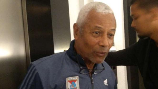 Pelatih Timnas Mauritius, Francisco Filho