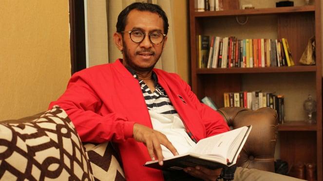 Direktur Sinergi Data Indonesia, Barkah Pattimahu