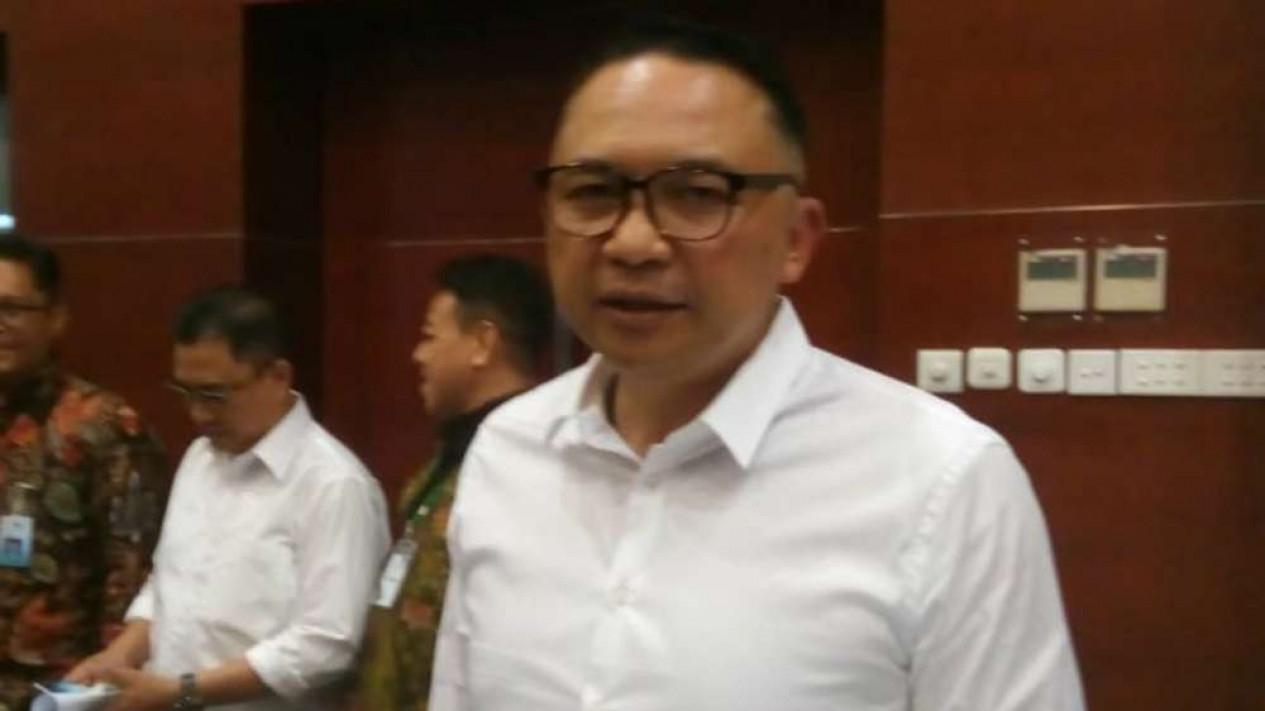 Direktur Utama PT Garuda Indonesia Ari Askhara.