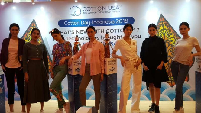 Fashion Show Cotton USA