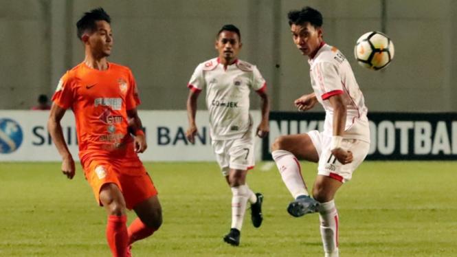 Pertandingan Borneo FC vs Persija