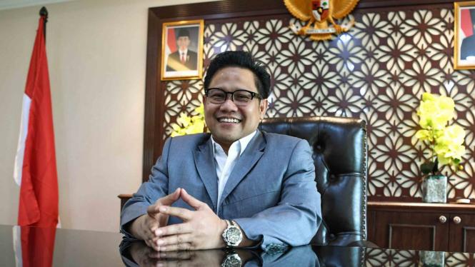 Wakil Ketua MPR Muhaimin Iskandar