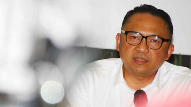 Direktur Utama Garuda Indonesia, I Gusti Ngurah Askhara Danadiputra