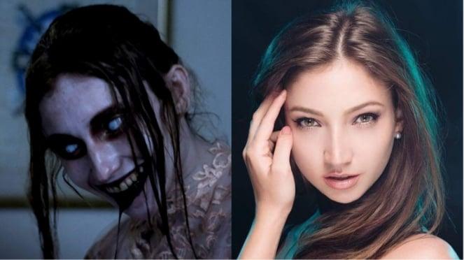 Elena Viktoria di film Danur 2