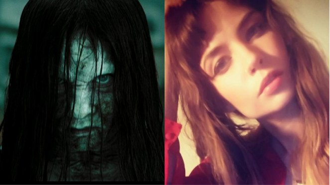 Daveigh Chase di film The Ring