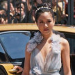 Constance Wu di film Crazy Rich Asians.