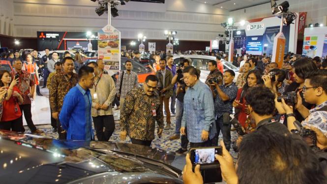 Pembukaan GIIAS Surabaya 2018