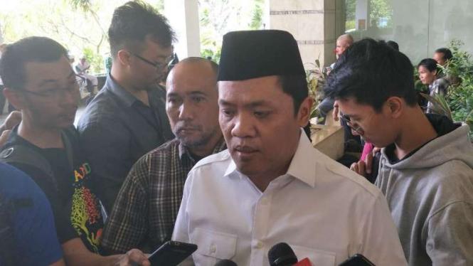 Anggota DPR dari Gerindra, Habiburokhman