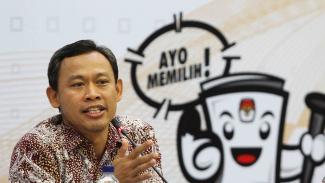 Komisioner Komisi Pemilihan Umum (KPU), Pramono Ubaid.
