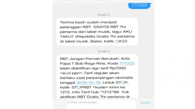 RBT Jokowi Saja