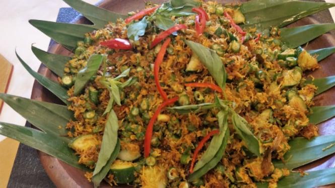 Deretan Hidangan Yang Wajib Ada Di Pesta Pernikahan Adat Sunda