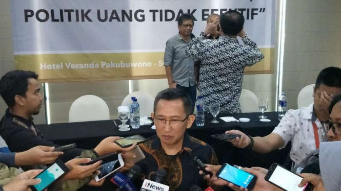 CEO Polmark Indonesia, Eep Saefulloh Fatah.