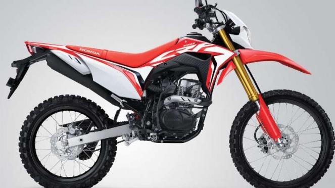 Honda CRF150L warna baru