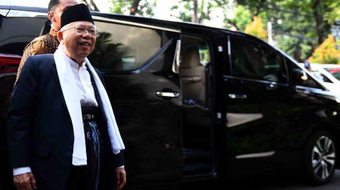 Calon Wakil Presiden Maruf Amin