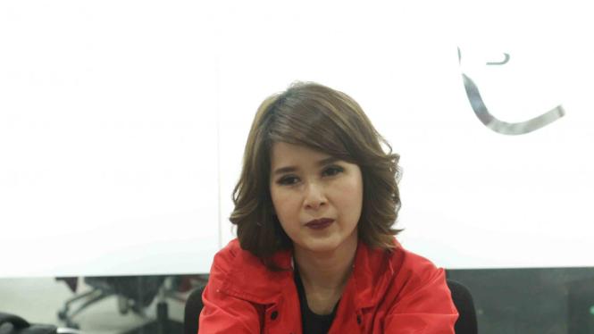 Ketua Umum Partai Solidaritas Indonesia (PSI), Grace Natalie.