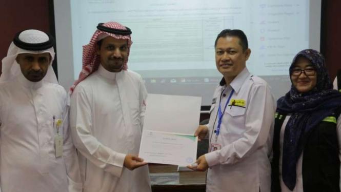 Tim Kemenkes Sukses di Musim Haji 2018