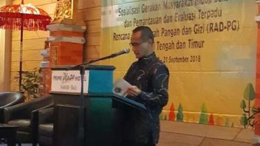 Kepala Badan Ketahanan Pangan (BKP) Kementan Agung Hendriadi.