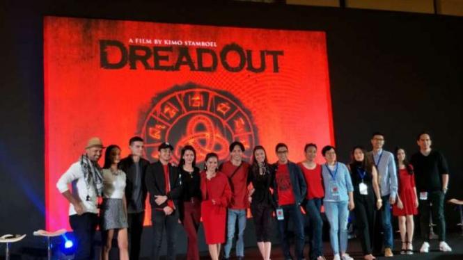 Pendukung film DreadOut.