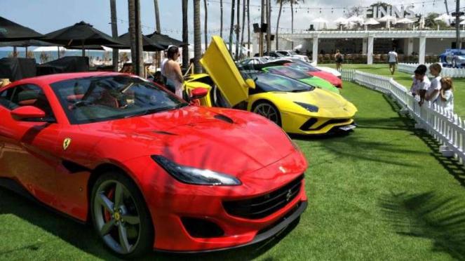 Luxury Car Show 2018