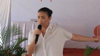 Keponakan Prabowo, Rahayu Saraswati Djojohadikusumo alias Sara