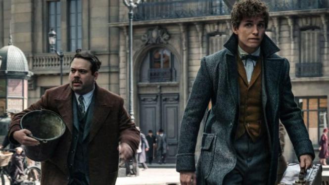 Meski Rajai Box Office Fantastic Beasts 2 Di Bawah Ekspektasi