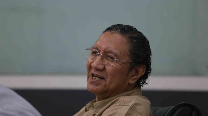 Ketua Umum Ikatan Dokter Indonesia (IDI), Prof Dr. I. Oetama Marsis, SpOG(K)