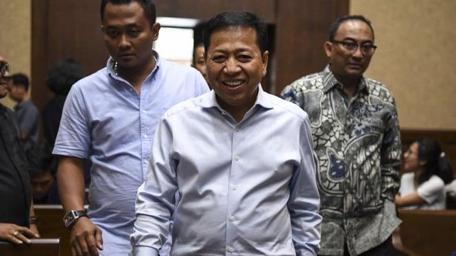 Setya Novanto Jadi Saksi Kasus Bakamla