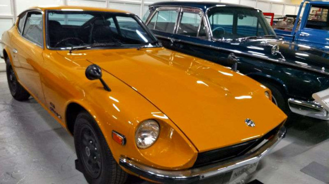 Mobil klasik Nissan