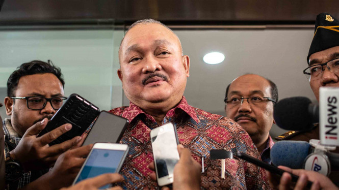 Alex Noerdin Tak Lagi Jabat Ketua TKD Jokowi-Ma'ruf di Sumsel