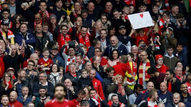 Suporter klub Inggris Liverpool