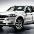 Uji tembak BMW X5 Security