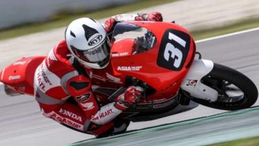 Gerry Salim pebalap Astra Honda Racing Team