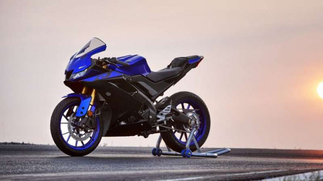 Yamaha R125 edisi 2019